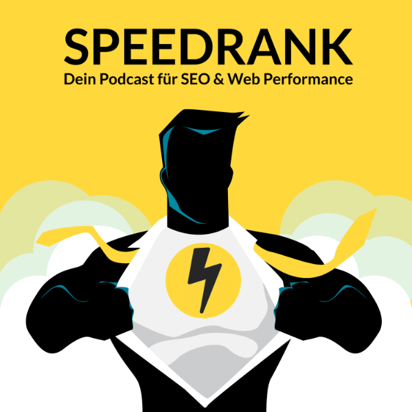 Speedrank SEO Podcast Cover